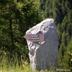 Valberg - Sentier Planétaire