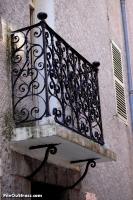 Entrevaux Balcon