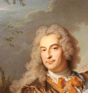 Gaspard de Gueydan par Hyacinthe Rigaud.