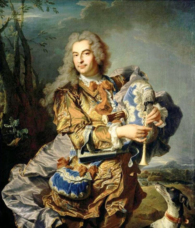 Gaspard de Gueidan par Hyacinthe Rigaud